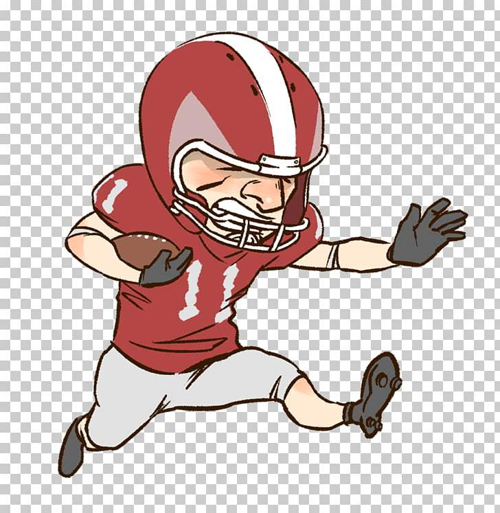 Funny football player clipart 6 » Clipart Portal.