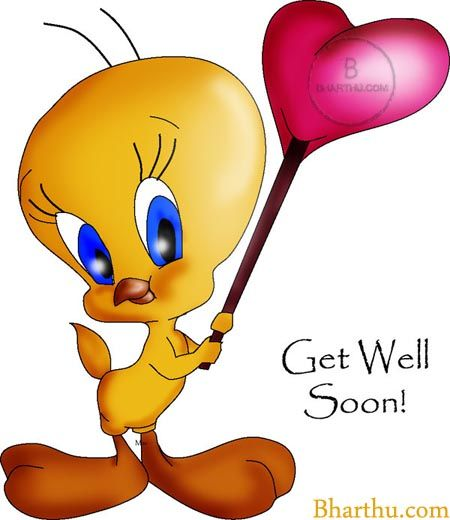 Get Well Soon!.