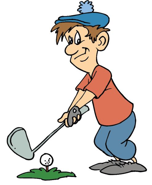 Projects to try on golfers funny golf and clip art free.
