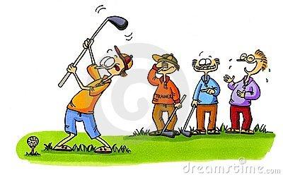69+ Funny Golf Clip Art.