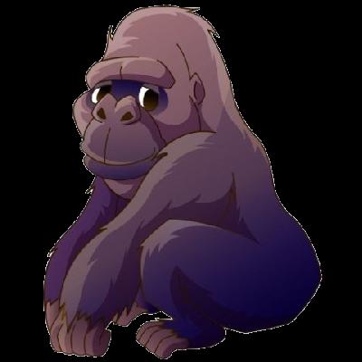Funny Gorilla Images.