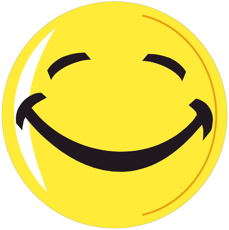 Animated Smiling Faces Clipart.
