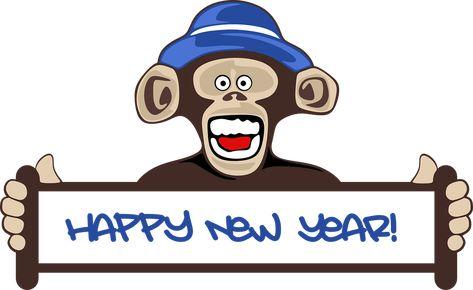 Vacation, Monkey, Funny Monkey, New Year, Animal #vacation.