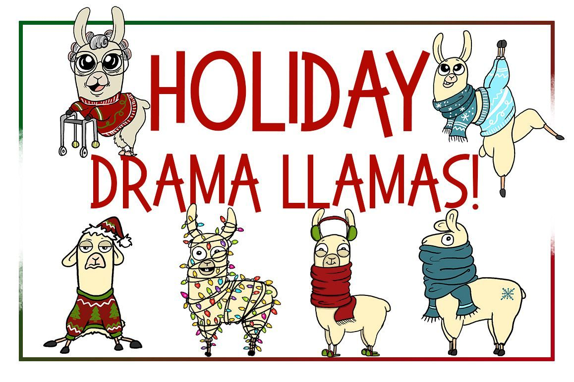 Holiday Clipart.