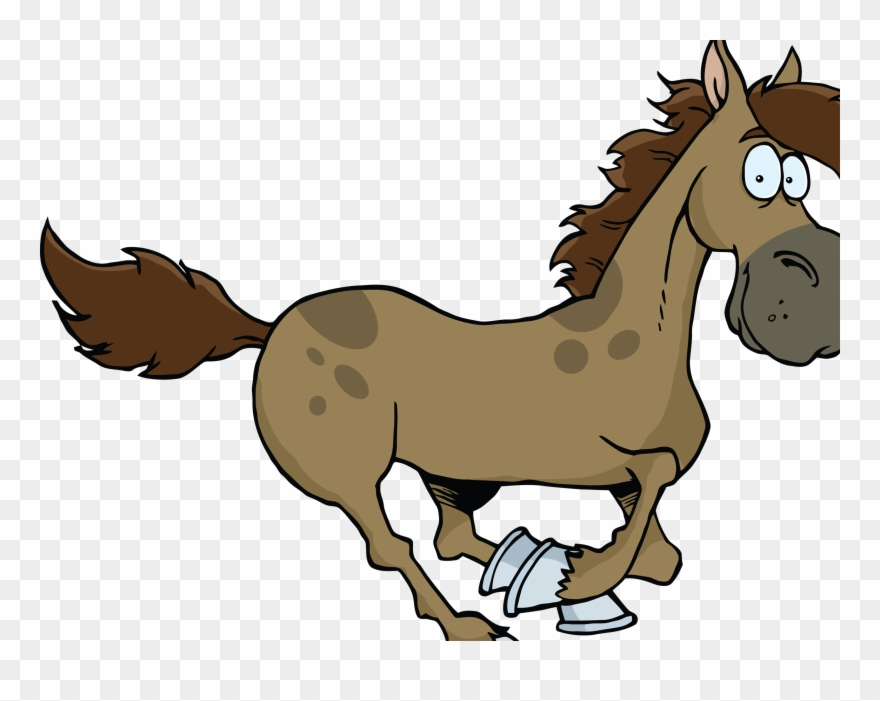Funny Horse Cartoon Pictures.