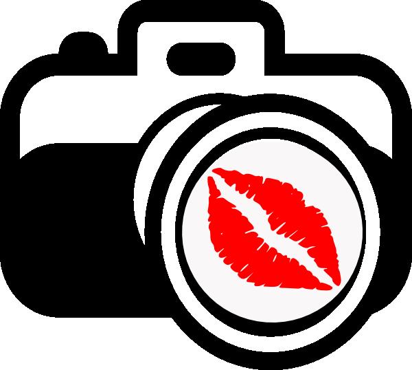 Funny Kiss Clip Art.