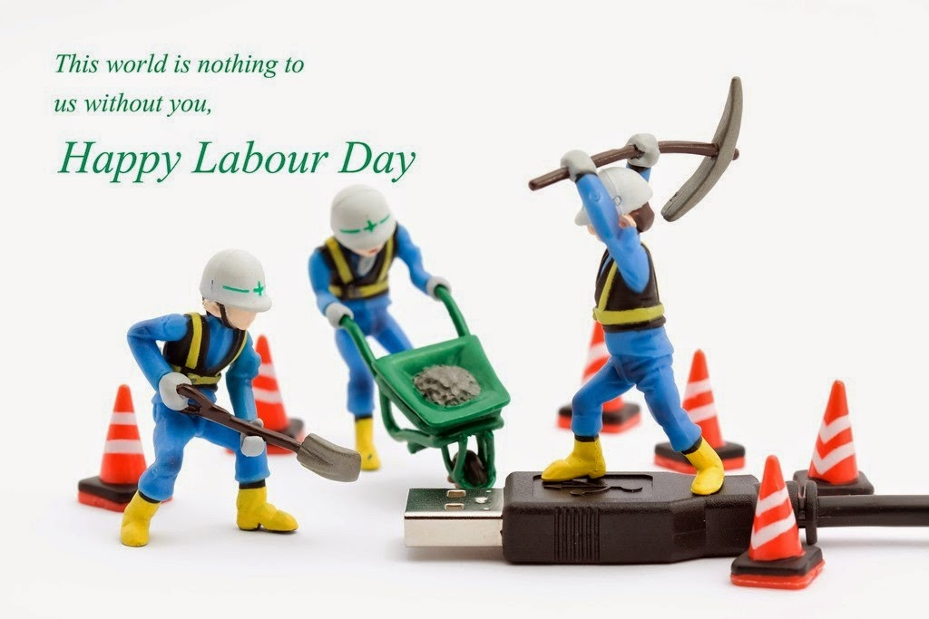 Happy Labor Day 2015.