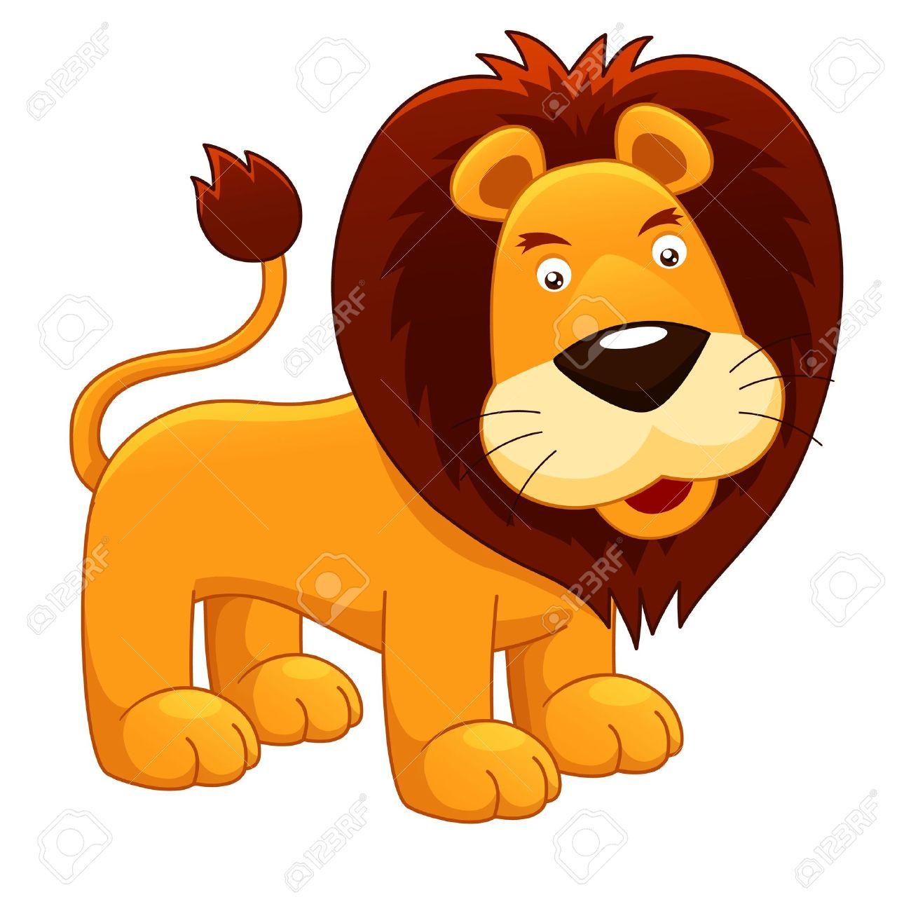 Funny Lion Clipart Clip art of Lion Clipart #7826 — Clipartwork.