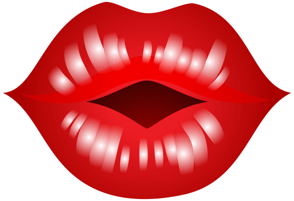 20+ Funny Kissing Lips Clip Art Pictures and Ideas on Weric.