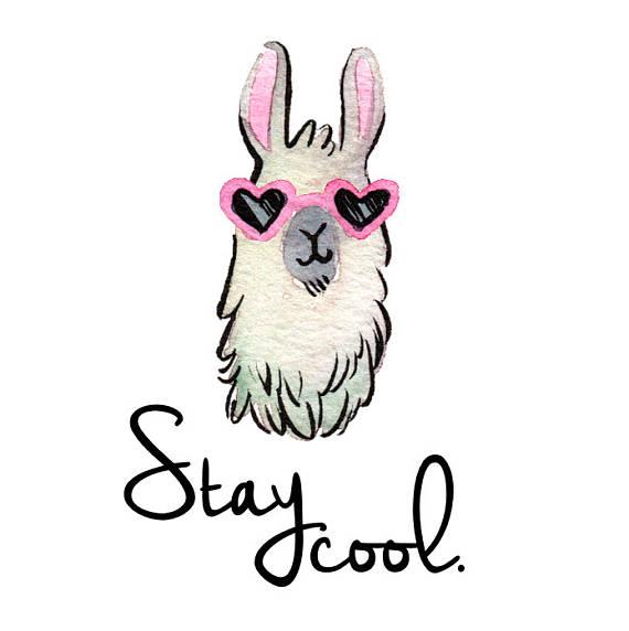 Cute Llama Clipart at GetDrawings.com.