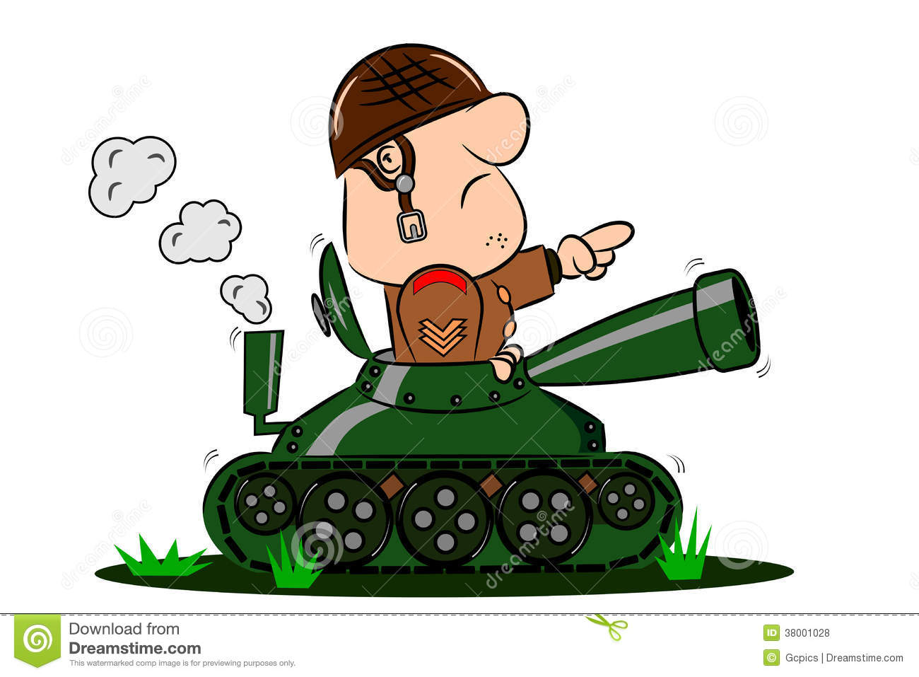 69 Likable Cartoon Soldier Images.