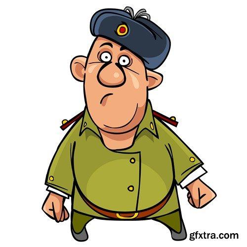 Military Cartoon Cliparts Free Download Clip Art.