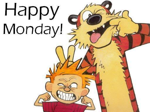 116 Happy Monday free clipart.