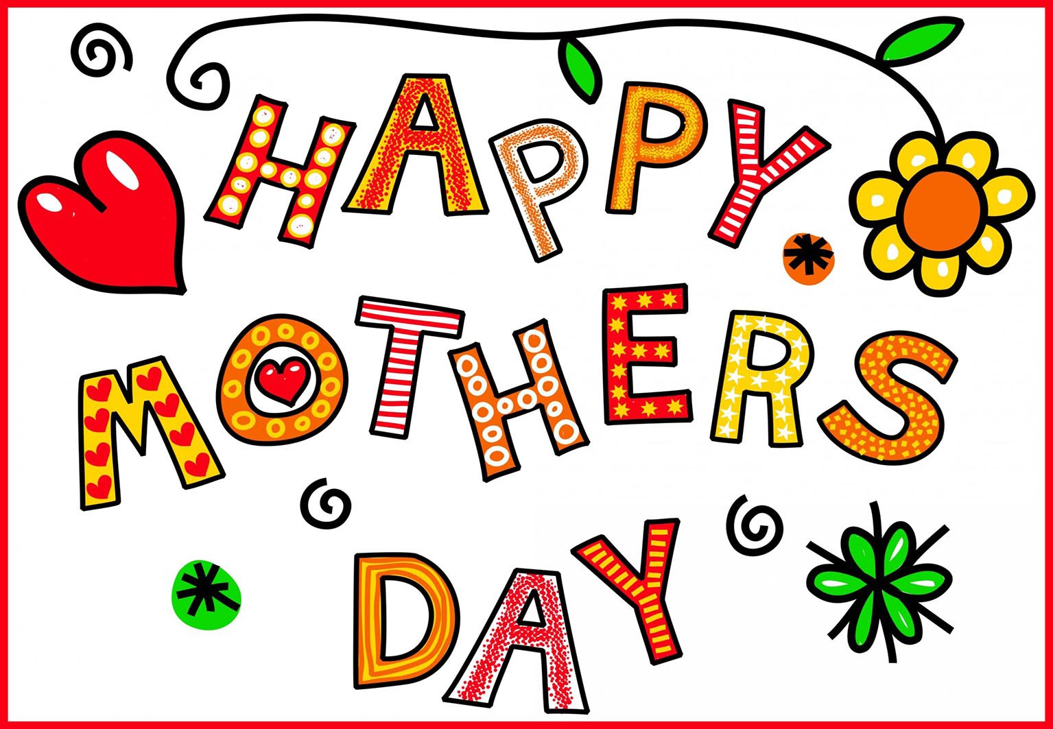 Funny Happy Mothers Day Greeting.