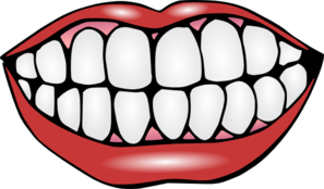 Funny mouth clipart 1 » Clipart Portal.
