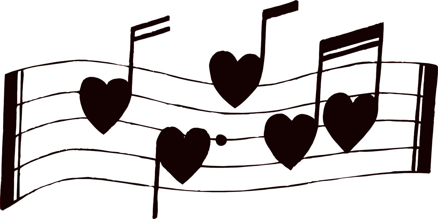 Musical notes music notes clipart free clipart images.