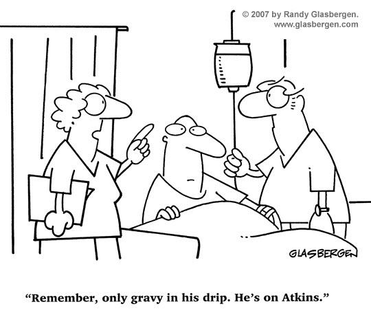30 Funniest Nurse Cartoons That Speak Louder Than Words.