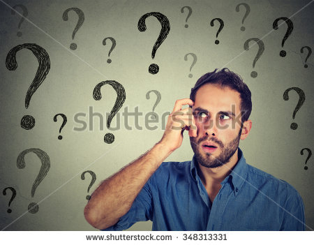 Confused Stock Images, Royalty.