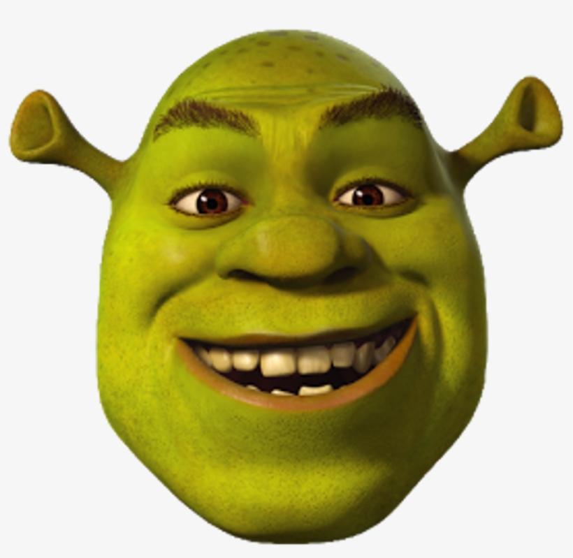 Download Free png Shrek Dank Funny Fun Shrek Emoji Free Transparent.
