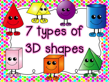 Shape Clipart with Funny Feet.