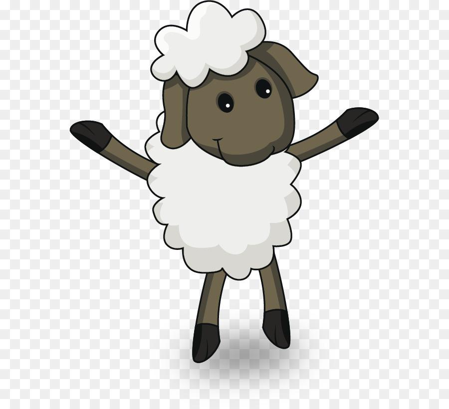 Eid Sheep clipart.