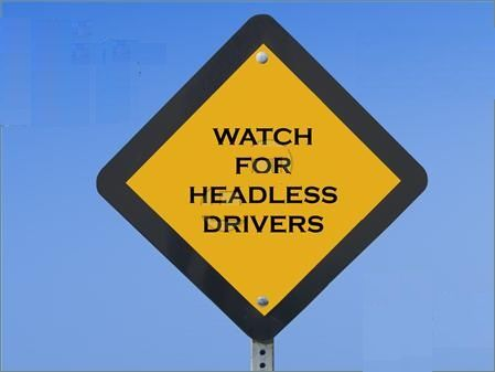 Funny Traffic Signs clipart.