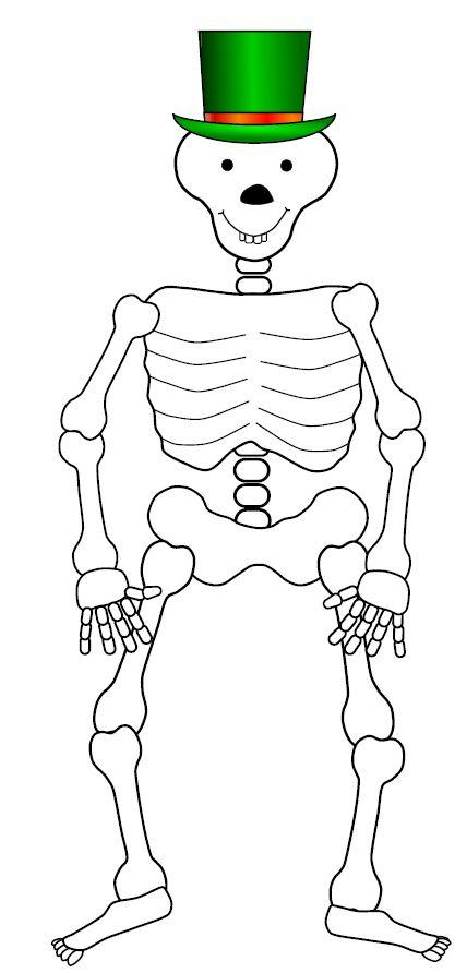 Funny Bones Clipart.