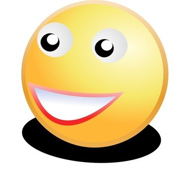 Funny Smiley Face Clip Art N16 free image.
