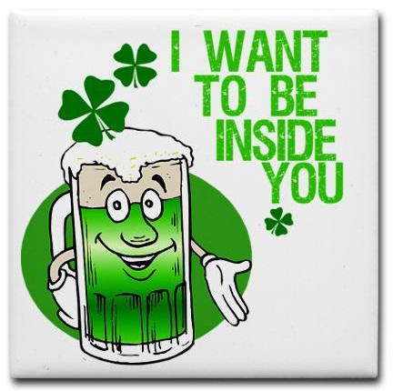 St. Patrick day messages sayings and wishes.