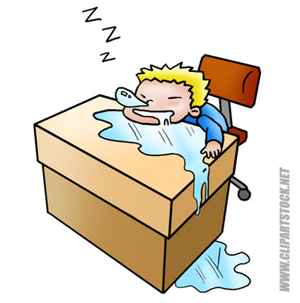 funny student clipart.