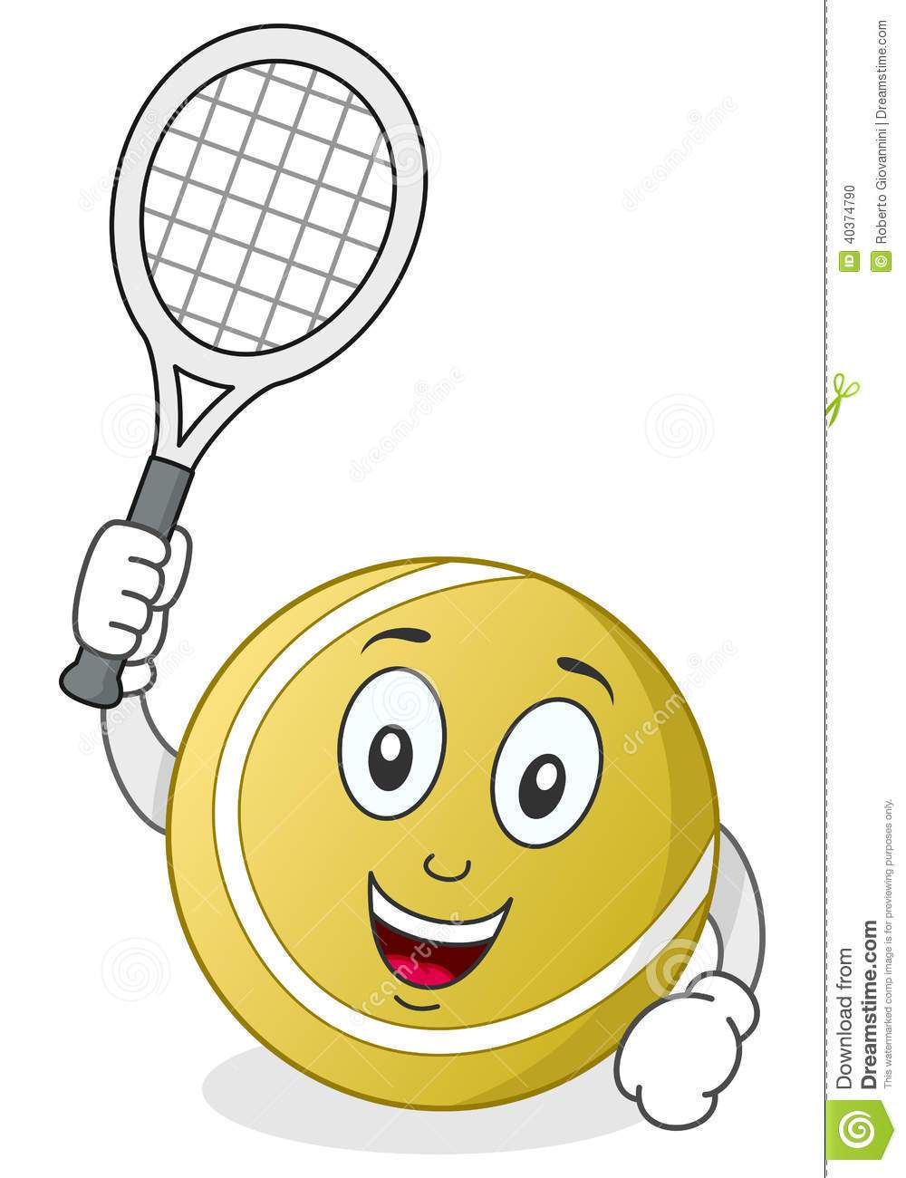 Funny tennis clipart 5 » Clipart Portal.