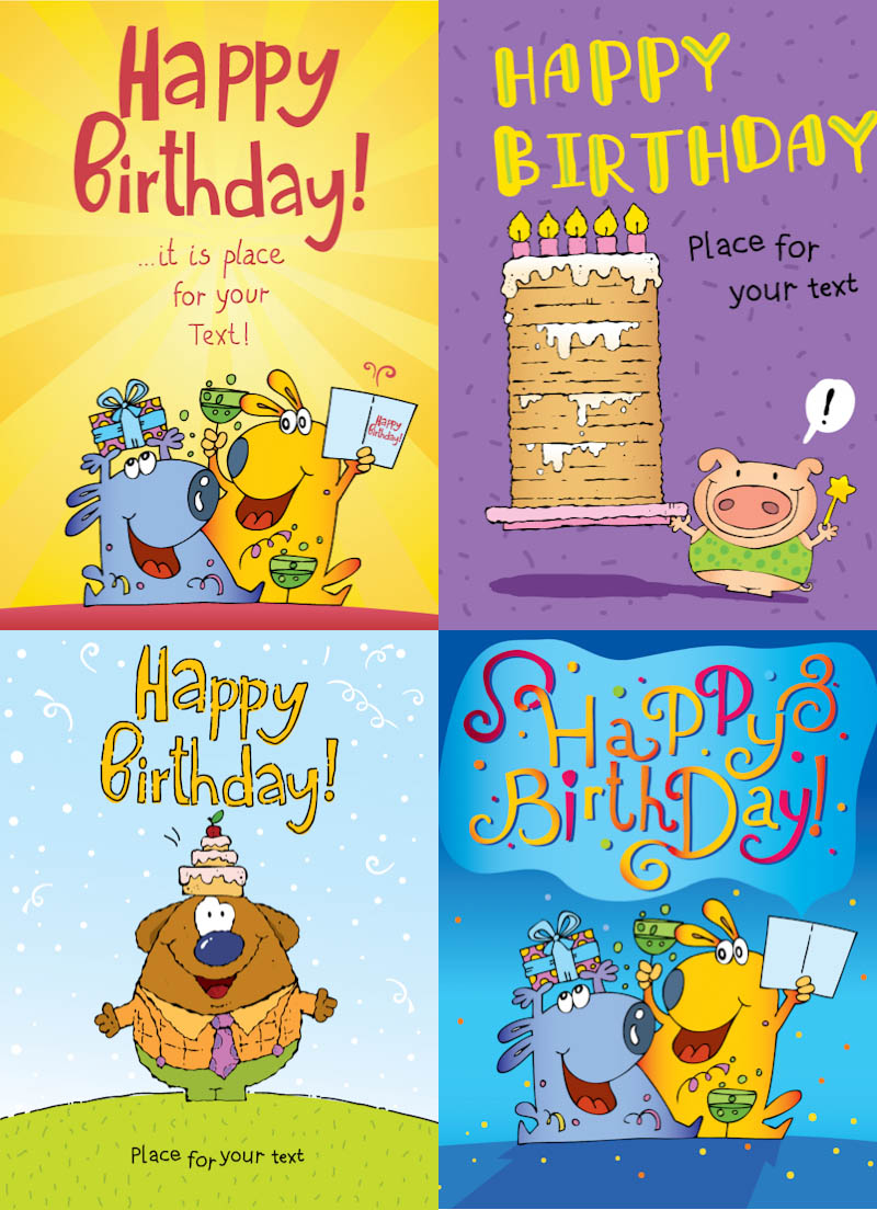 Showing post & media for Free happy birthday funny cartoons.