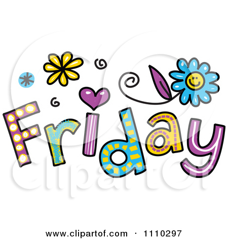 Friday Clip Art & Friday Clip Art Clip Art Images.
