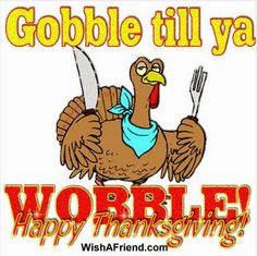 Thanksgiving Turkey Gif, Funny Thanksgiving Free Clipart.