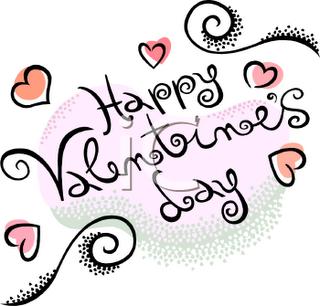 Funny Valentine\'s Day Clip Art.