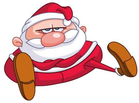 Funny Santa Clipart Free Download Clip Art.