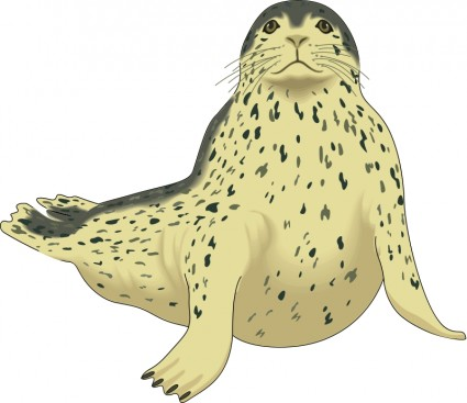 Fur Seal Clip Art Download.