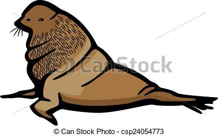 Fur seal Clip Art Vector Graphics. 1,332 Fur seal EPS clipart.