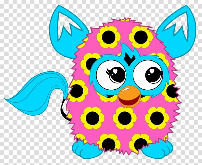 Furby Furbling Creature Plush Toy Drawing, toy transparent.