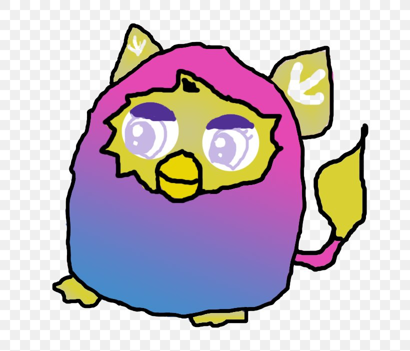 Furby Toy Cartoon Clip Art, PNG, 697x702px, Furby, Animation.