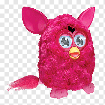 Furby cutout PNG & clipart images.