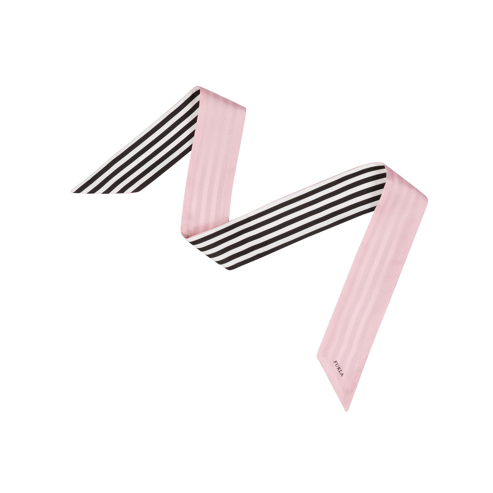 Furla Metropolis Bandeau Camelia E In Pink.