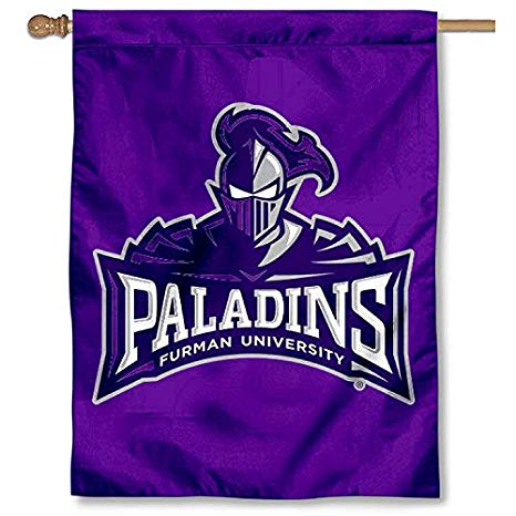 Amazon.com : College Flags and Banners Co. Furman Paladins.