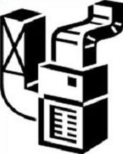 Free Home Furnace Clipart.