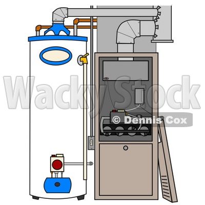 Furnaces Clipart by Dennis Cox.