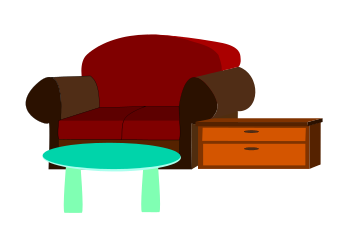 Clip Art Home Furnishing.