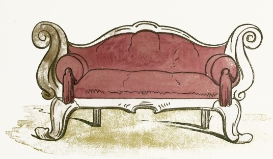 Old Furniture Clipart Clipground