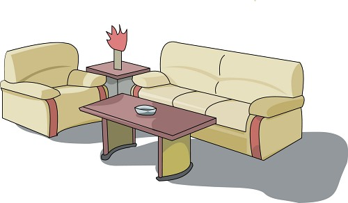 Furniture Clipart.