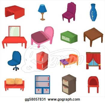 Furnishings clipart.