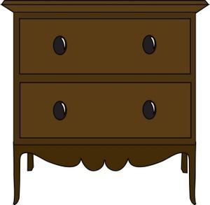 Furniture clipart - Clipground